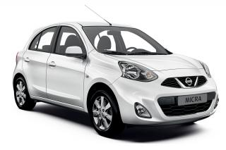 Nissan Micra 1.2 or similar
