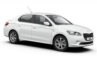 Peugeot 301 1.6 Automatic or similar