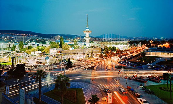 Rent a Car in Thessaloniki City